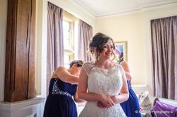 Fanhams Hall Wedding