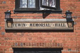 Tewin Memorial Hall Wedding Photographer