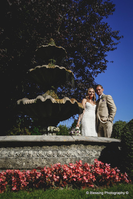 Letchworth Hall Hotel Wedding