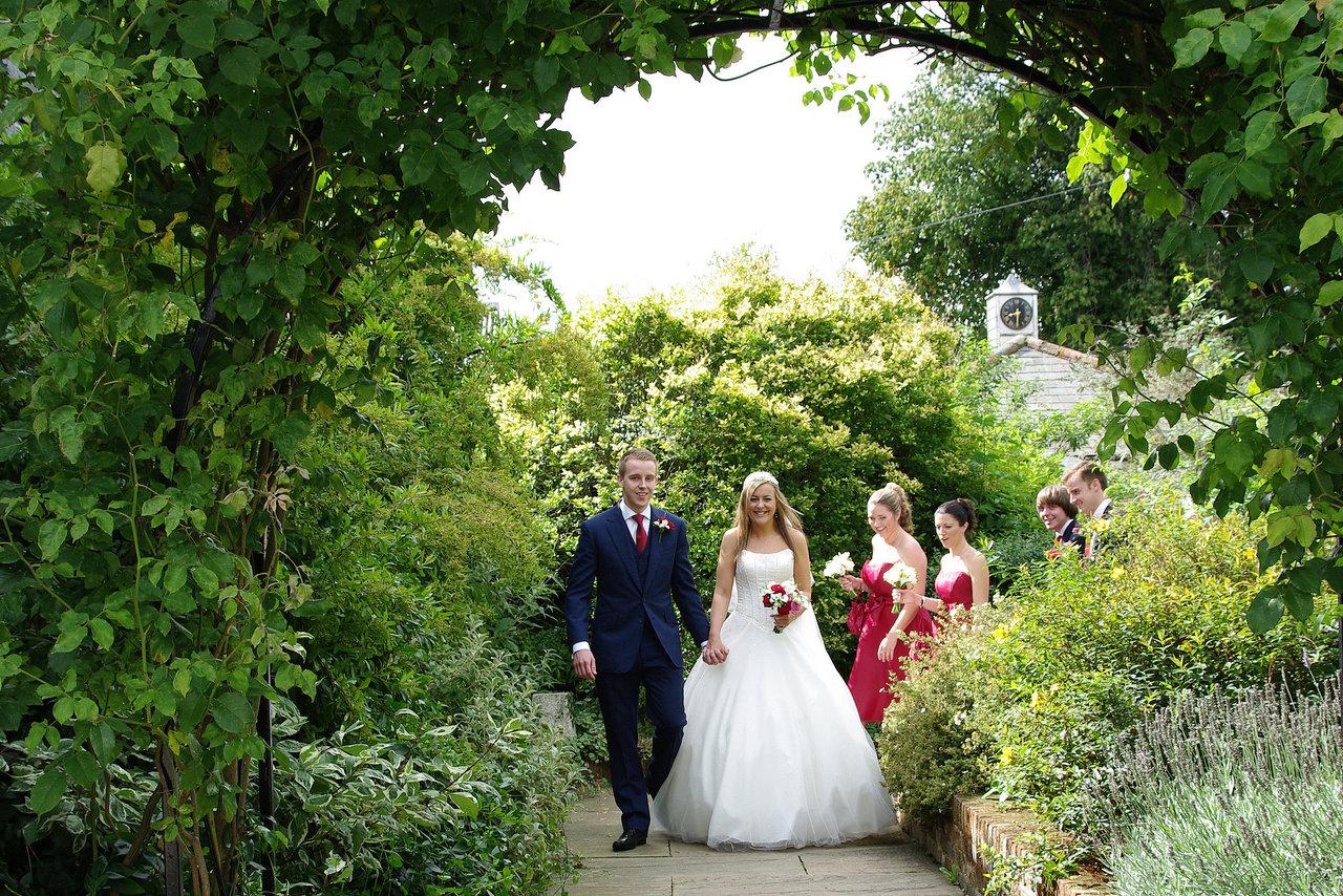The Reid Rooms Wedding