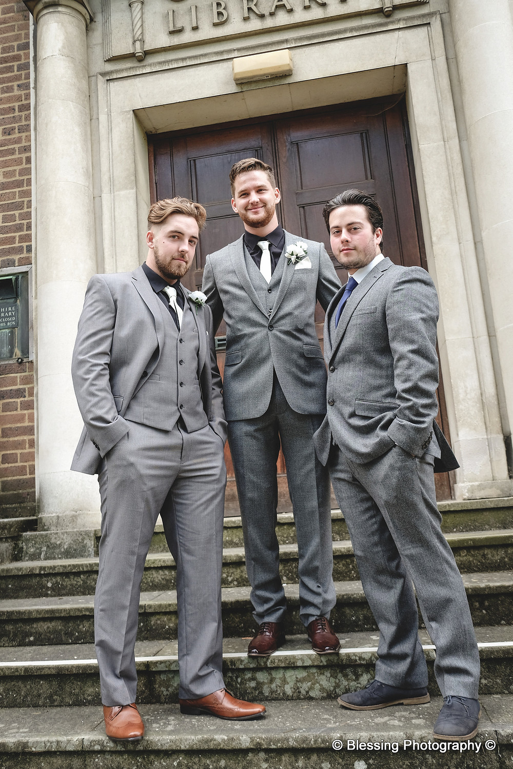 Hertford Registry Office Wedding