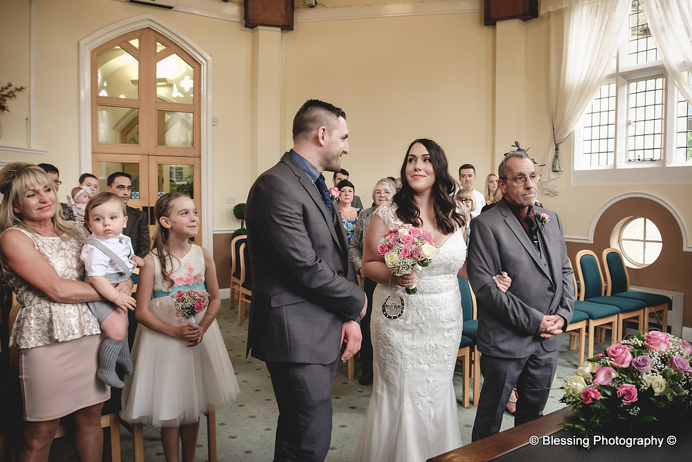 Broxbourne Registry Office Wedding