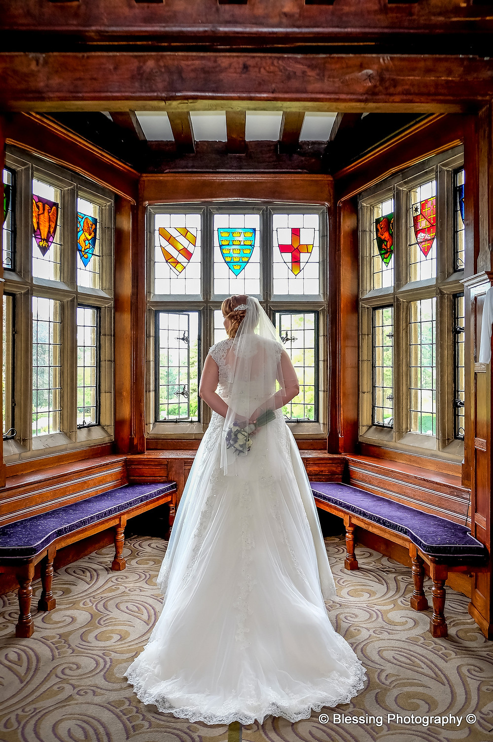 Fanhams Hall Hotel Wedding