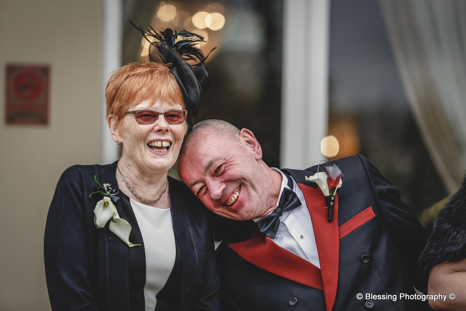 Down Hall Wedding