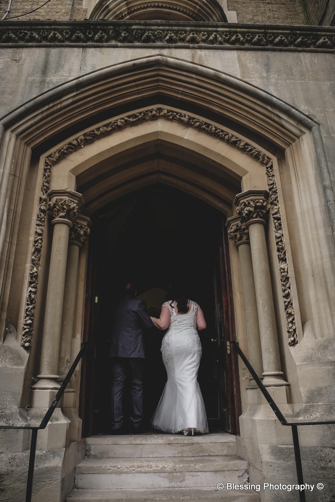 Broxbourne Register Office Wedding
