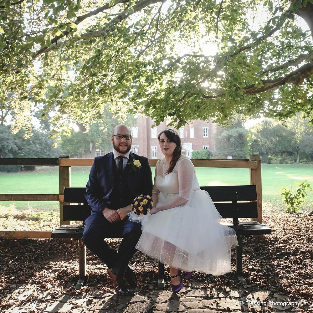 Hertford Castle Wedding