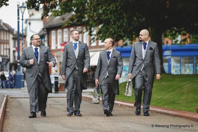 Hitchin Priory Wedding Photographer