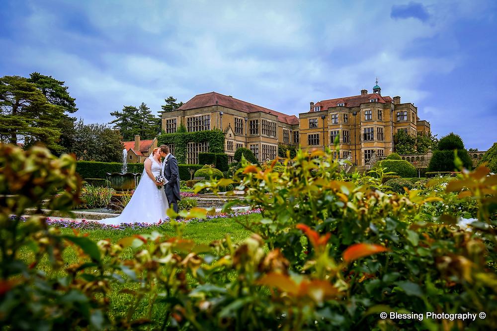 Fanhams Hall Hotel Wedding