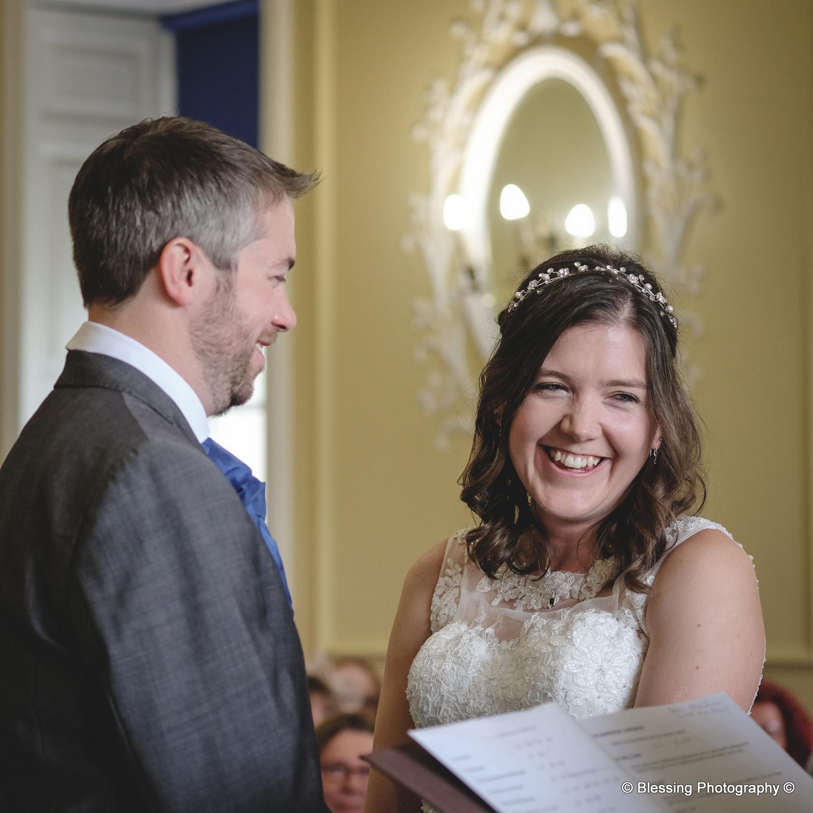 Hitchin Priory Wedding