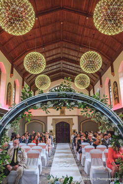 Hanbury Manor Wedding