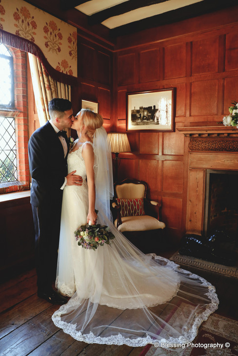 Leez Priory Wedding