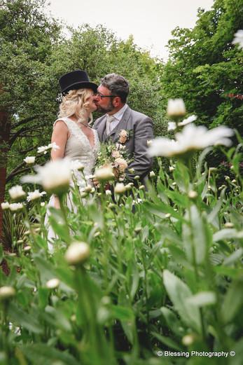 Hutton Hall Wedding