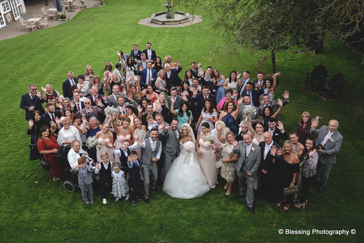 Royal Chace Hotel Wedding Photographer