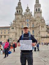 Cammino Verso Santiago 2019