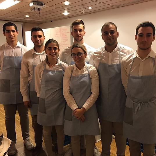 Camareros Catering Madrid
