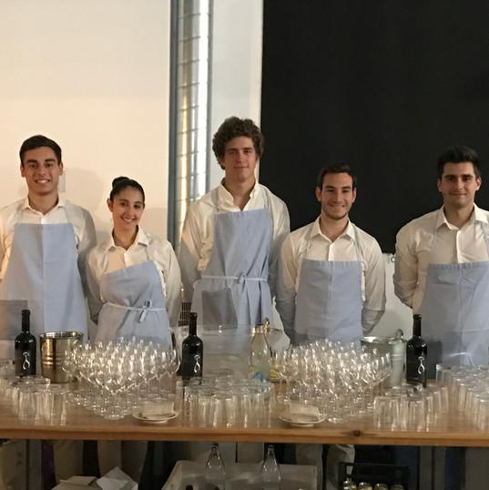 Camareros Catering Madrid Espacio Solo