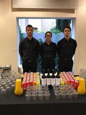 Camareros Barra Catering Madrid