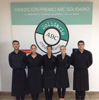 Camareros Madrid Premios ABC