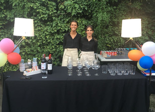 Camareras cocktail Madrid