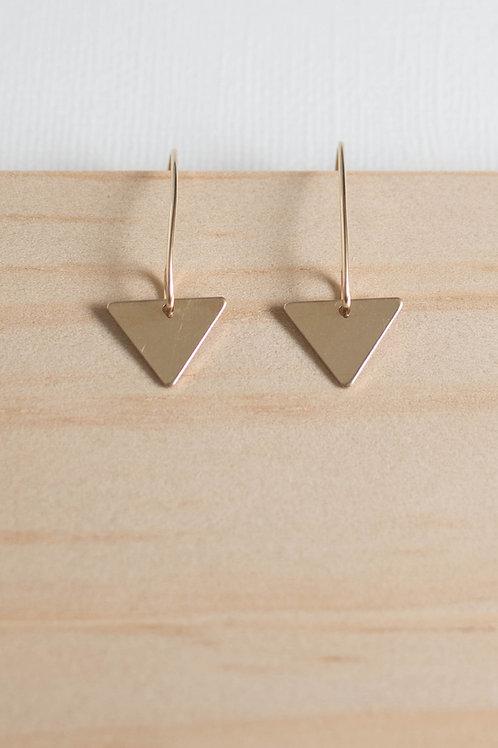 Cedar Ridge Earrings | Gold Filled