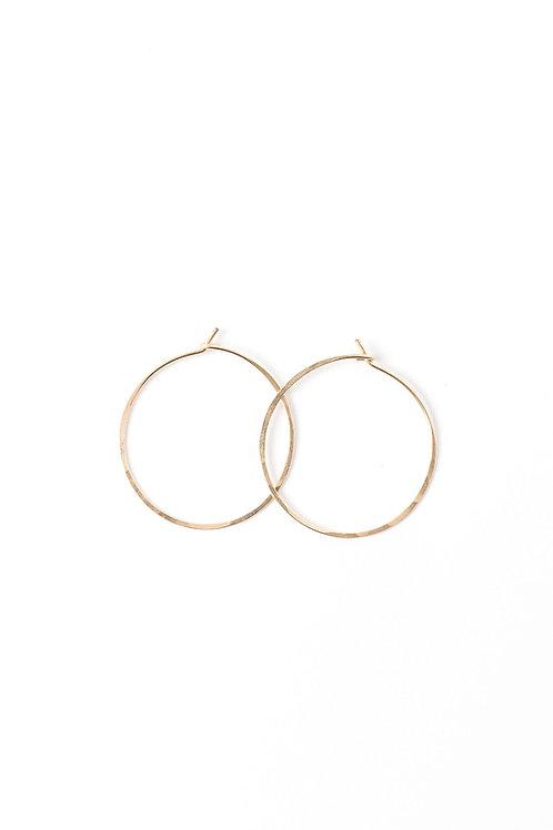 Meridian Earrings | Gold Filled