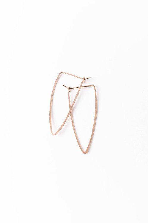 Berkley Earrings | Rose Gold Filled