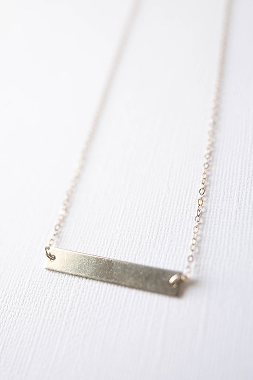 Madison Necklace | Gold Filled