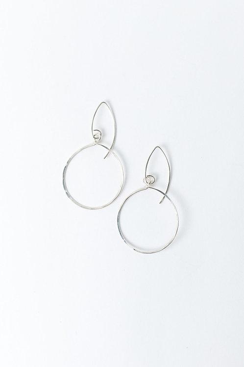 Sunshine Earrings | Sterling Silver