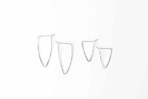 Berkley Earrings | Sterling Silver