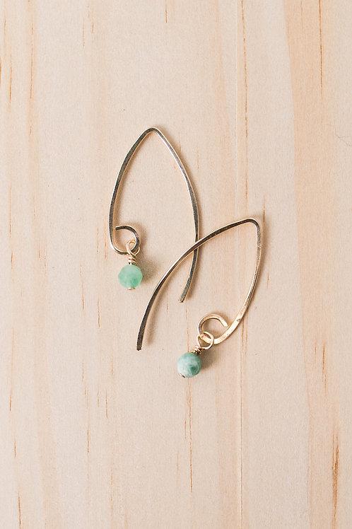 Mae Earrings | Gold Filled