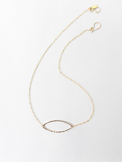 June Necklace | Gold Filled