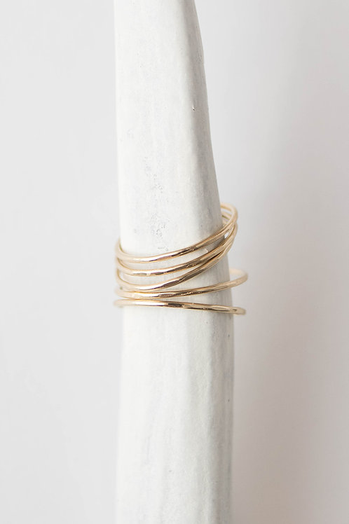 East Ring | Gold Filled