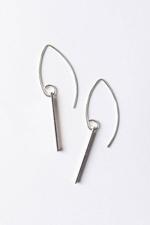 Hyalite Earrings | Sterling Silver