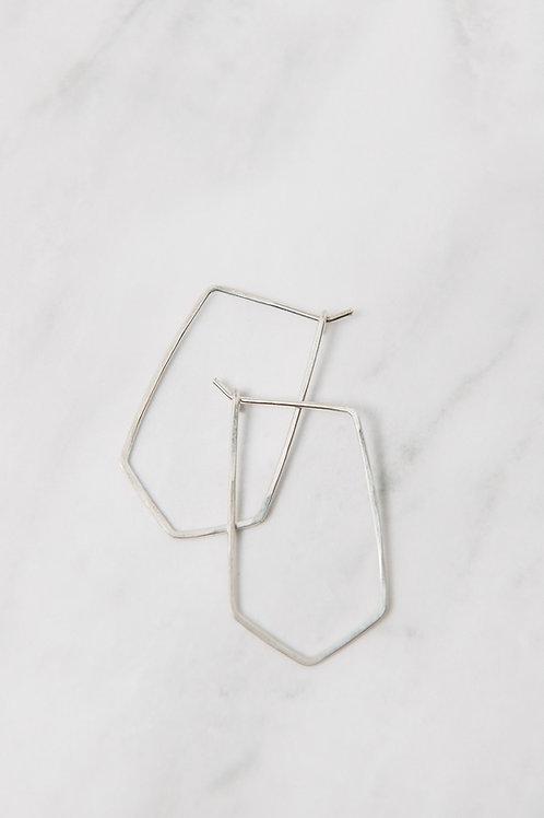 Hayden Valley Earrings | Sterling Silver