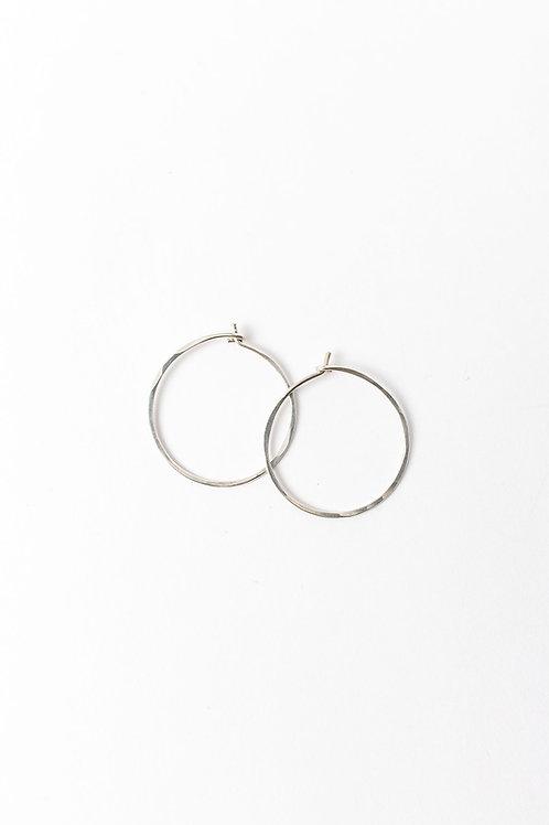 Meridian Earrings | Sterling Silver