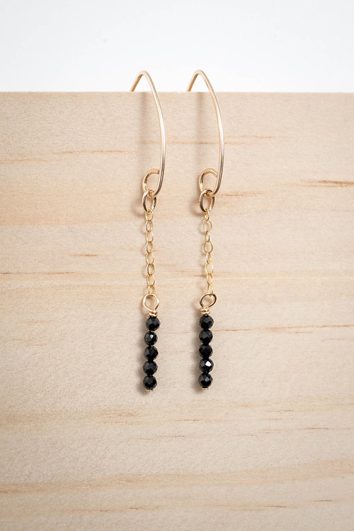 Change of Seasons Earrings | Gold Filled