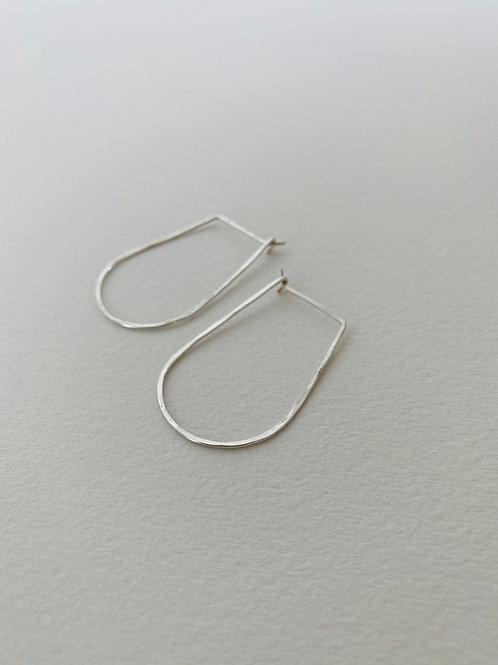 Bridger Earrings | Sterling Silver