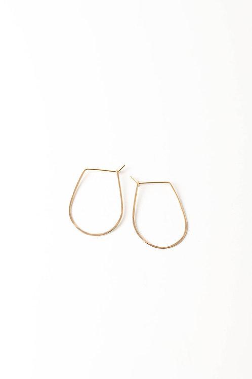 Bridger Earrings | Gold Filled