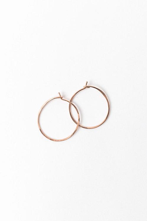 Meridian Earrings | Rose Gold Filled