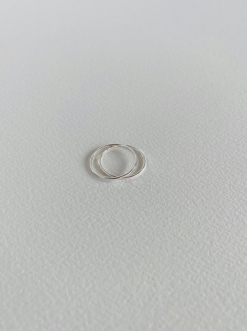 East Ring | Sterling Silver