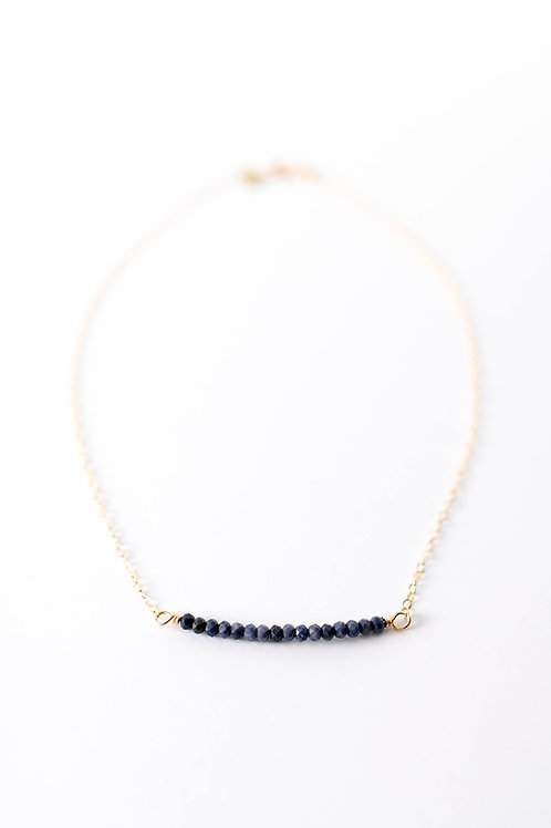 Gallatin Necklace | Gold Filled