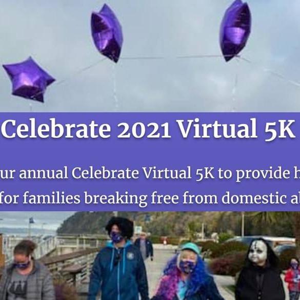 Domestic Violence Awareness Event & 5K