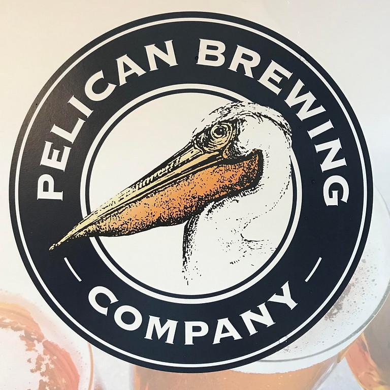 Meet the Brewer - Pelican Brewing
