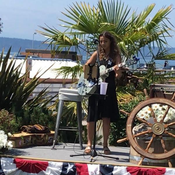Live Outdoor Music - Palolma