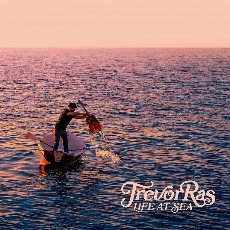 Live Outdoor Music: Trevor Ras