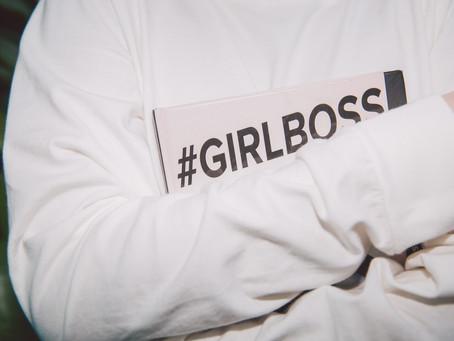 Livro Girl Boss de Sophia Amoruso para donas de brechós
