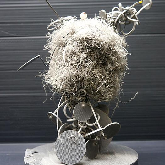Sculpture Menu_217/2018 Intelligences