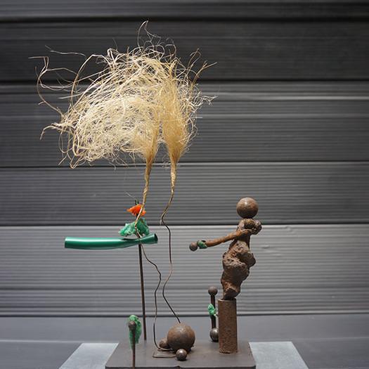 Sculpture Menu_2010/2012 _ magnetiques