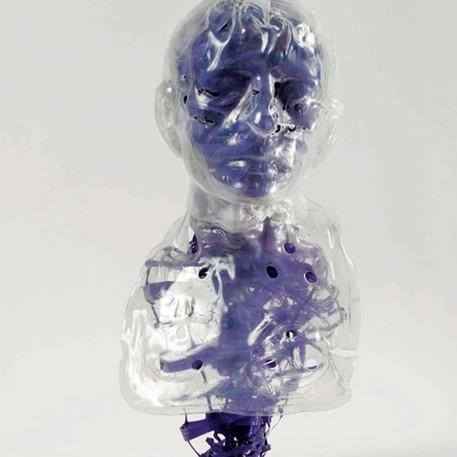 Sculptures • 2014 _Tête 08