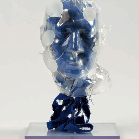 Sculptures • 2014 _Tête 11